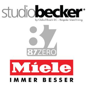 Studio Becker, 87Zero, and Miele