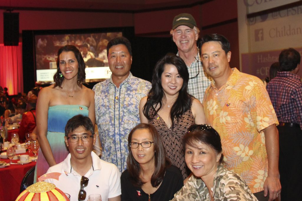 """Shared-Table"" Sponsors: PBR HAWAII / Wilson Okamoto Corporation"