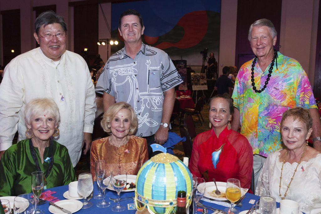 """""""By SEA"""" Sponsor: Guests of Lynn & Jeff Watanabe"""