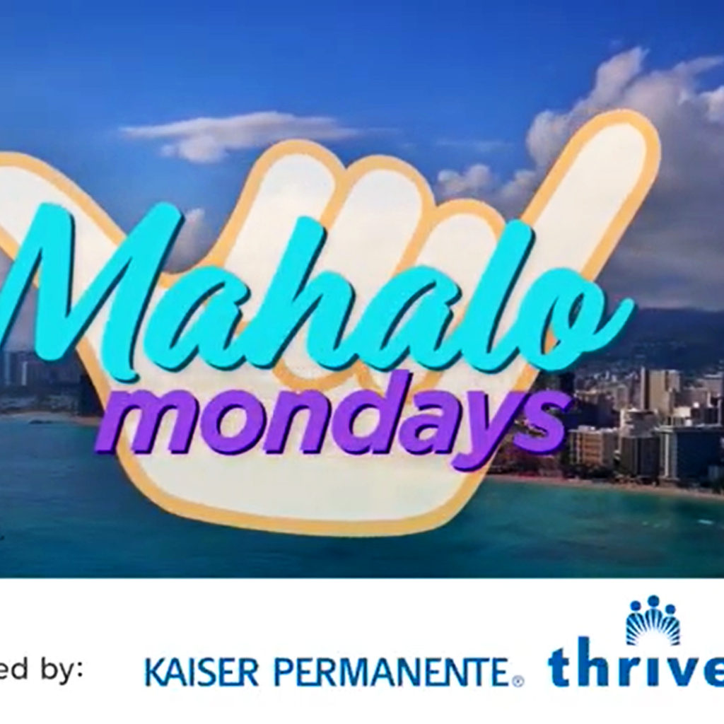 Child & Family Service on HNN Mahalo Mondays!