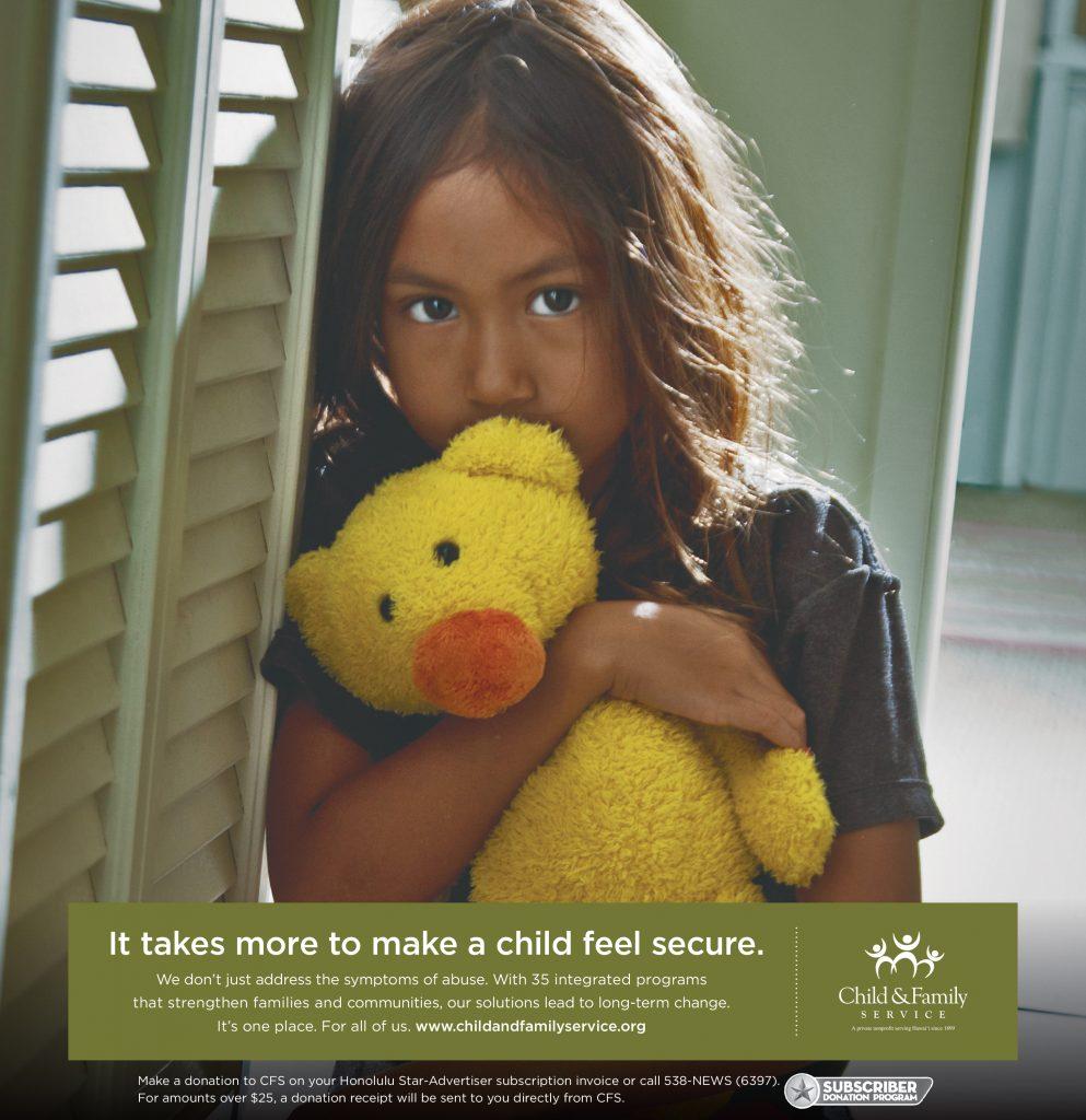 2014 Honolulu Star-Advertiser Community Support Guide - Child & Family Service