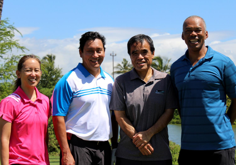 2017 First Hawaiian Bank LEADERSHIP CUP: Alexander & Baldwin Team