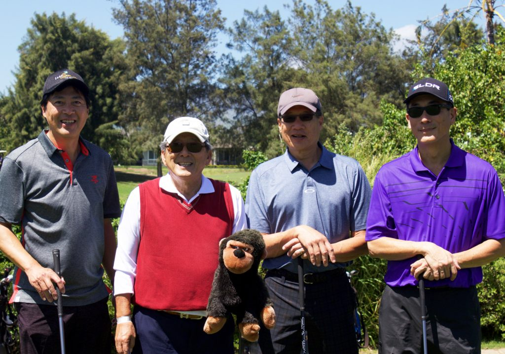 2017 First Hawaiian Bank LEADERSHIP CUP: Carrier Hawaii Team