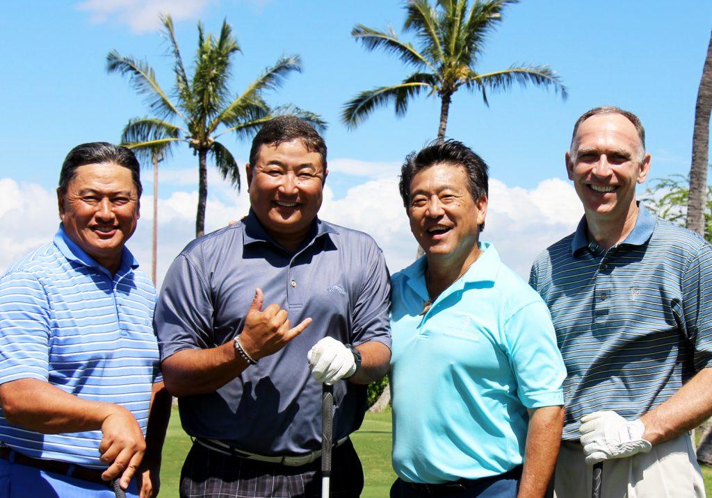 2017 First Hawaiian Bank LEADERSHIP CUP: First Hawaiian Bank - Bob Harrison Team