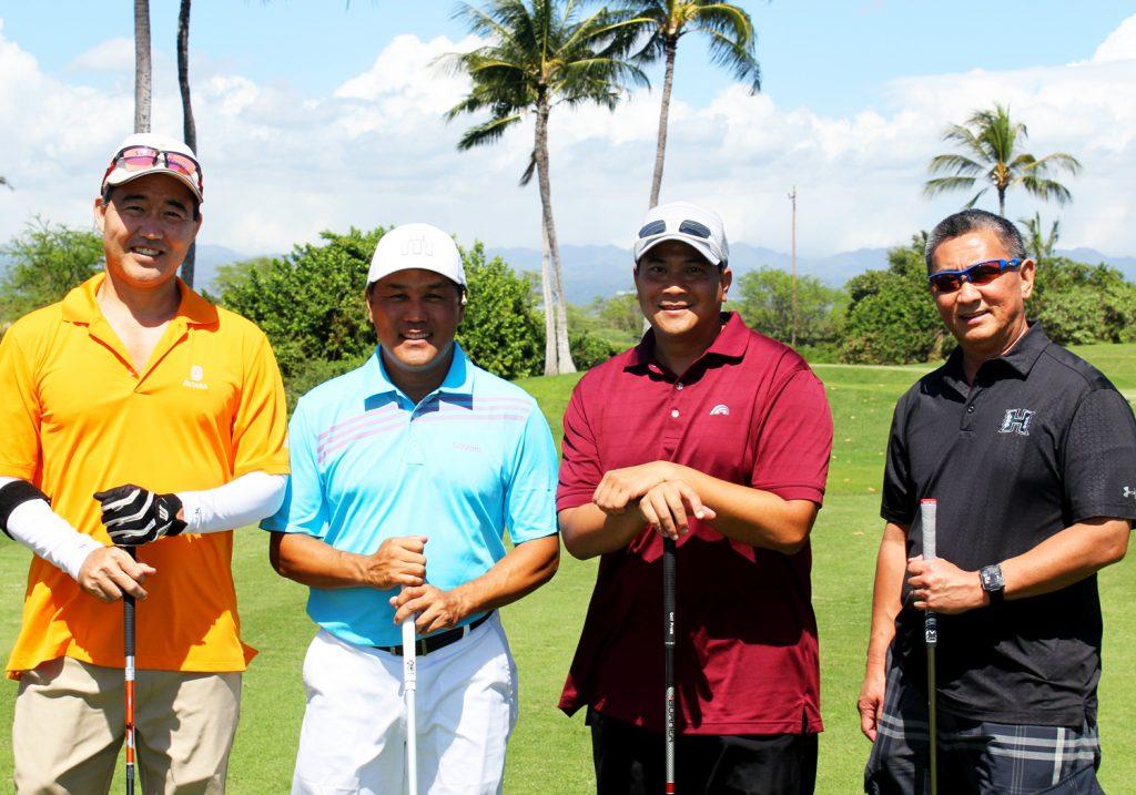 2017 First Hawaiian Bank LEADERSHIP CUP: First Hawaiian Bank - Michael Ching Team
