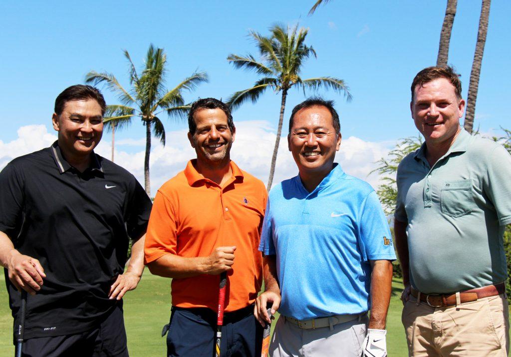 2017 First Hawaiian Bank LEADERSHIP CUP: First Hawaiian Bank - Vernon Wong Team