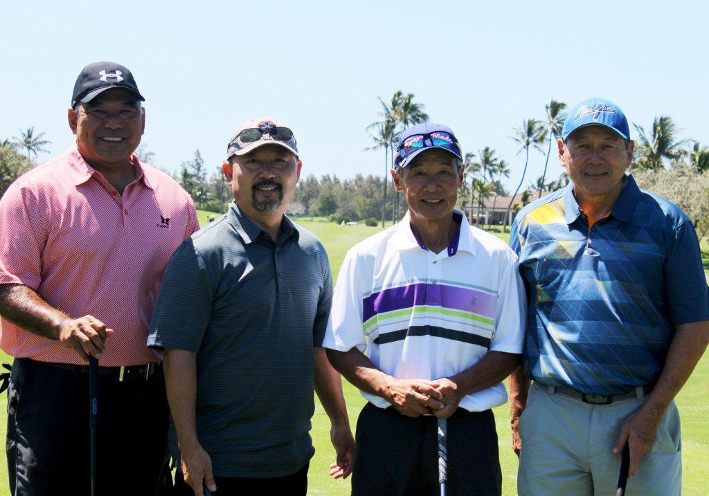2017 First Hawaiian Bank LEADERSHIP CUP: First Insurance Company of Hawaii, Ltd. Team