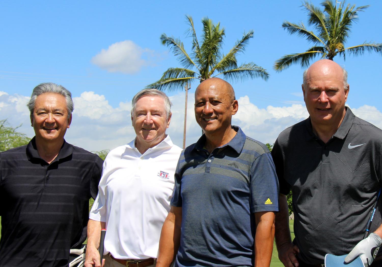 2017 First Hawaiian Bank LEADERSHIP CUP: Gentry Homes Team