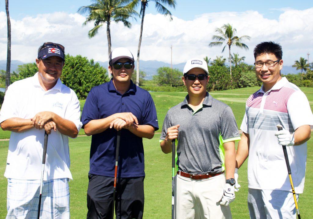 2017 First Hawaiian Bank LEADERSHIP CUP: Hawaiian Dredging Construction Company Team