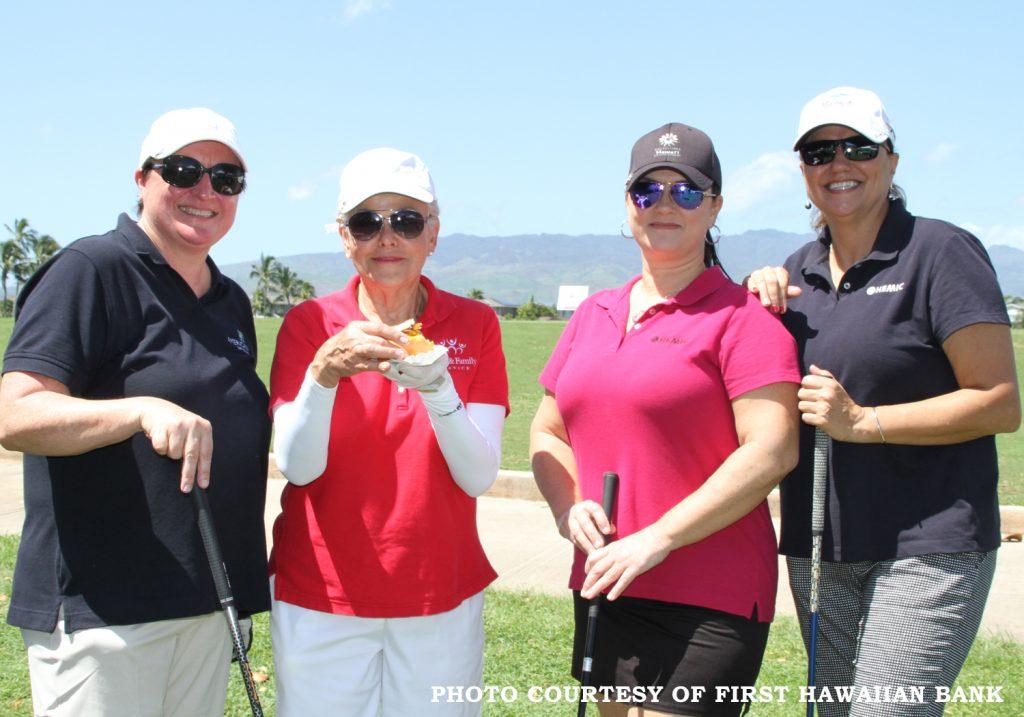 2017 First Hawaiian Bank LEADERSHIP CUP: HEMIC / Sharon Weiner Team