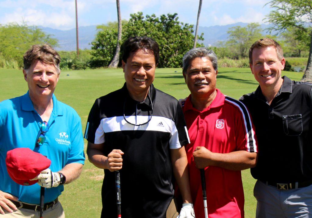2017 First Hawaiian Bank LEADERSHIP CUP: Team Howard Garval