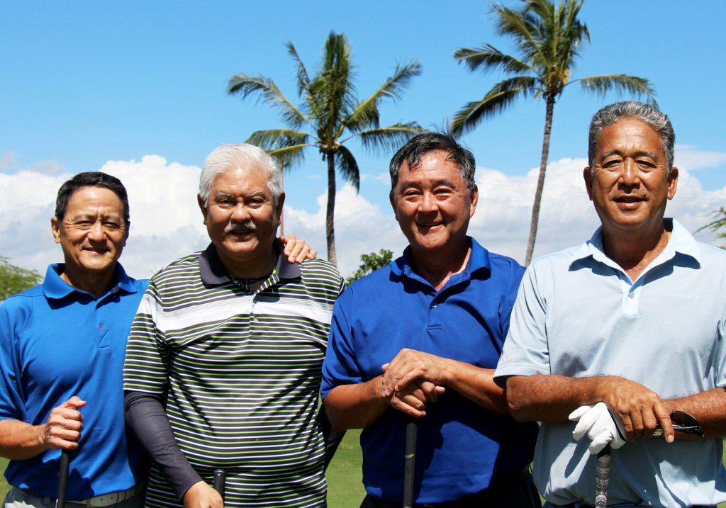 2017 First Hawaiian Bank LEADERSHIP CUP: N&K CPAs, Inc. Team