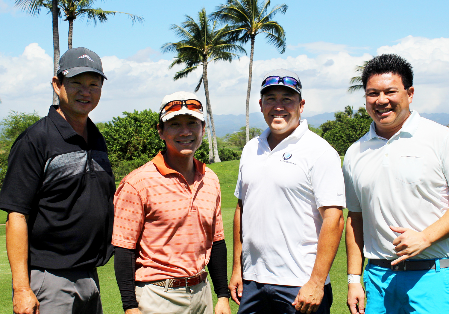 2017 First Hawaiian Bank LEADERSHIP CUP: Nordic PCL Construction, Inc. Team