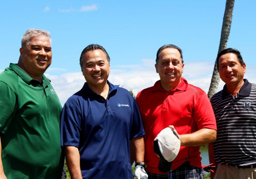 2017 First Hawaiian Bank LEADERSHIP CUP: Par Hawaii Team