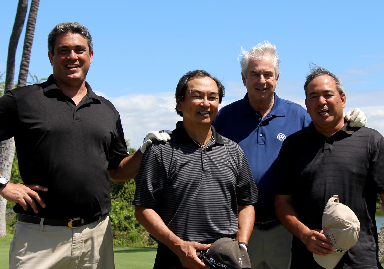 2017 First Hawaiian Bank LEADERSHIP CUP: Riggs Distributing Team