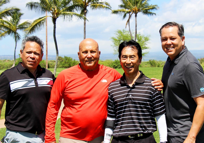 2017 First Hawaiian Bank LEADERSHIP CUP: Schuler/D.R. Horton Team