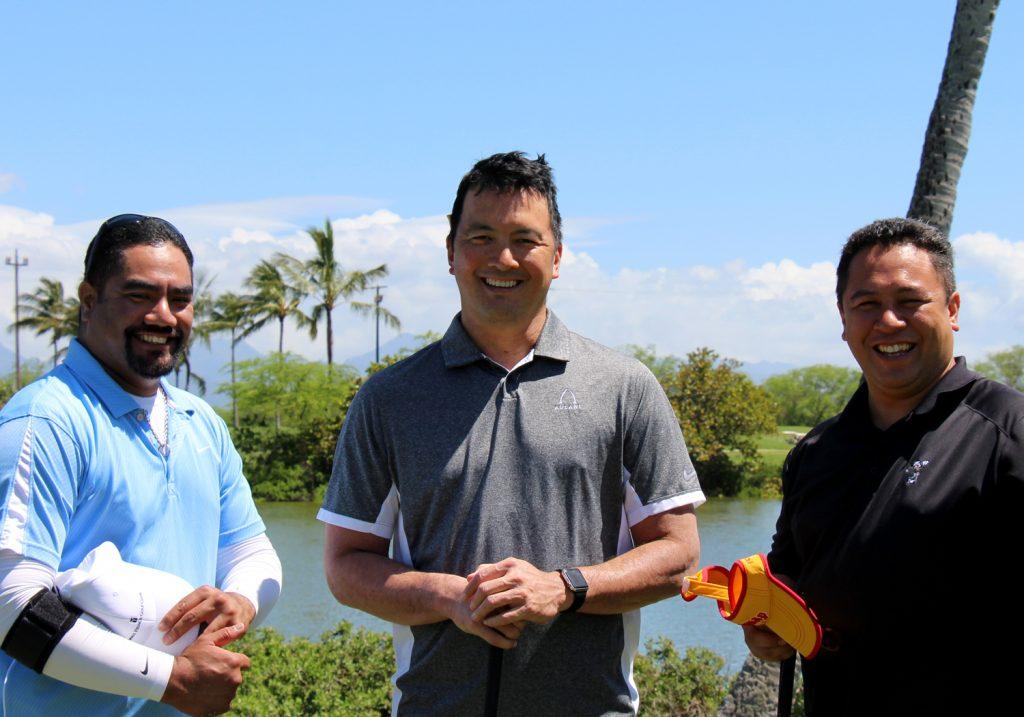 2017 First Hawaiian Bank LEADERSHIP CUP: The Howard Hughes Corporation Team