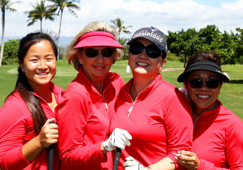 2017 First Hawaiian Bank LEADERSHIP CUP: The Mills Group Team