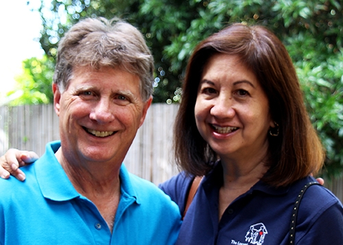 CFS President & CEO Howard Garval & Locations LLC Realtor & Partner Dolores Bediones