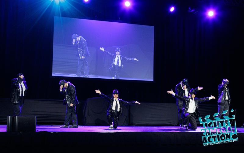 "LIGHTS! CAMERA! ACTION! Performance: ""Soul Man"""