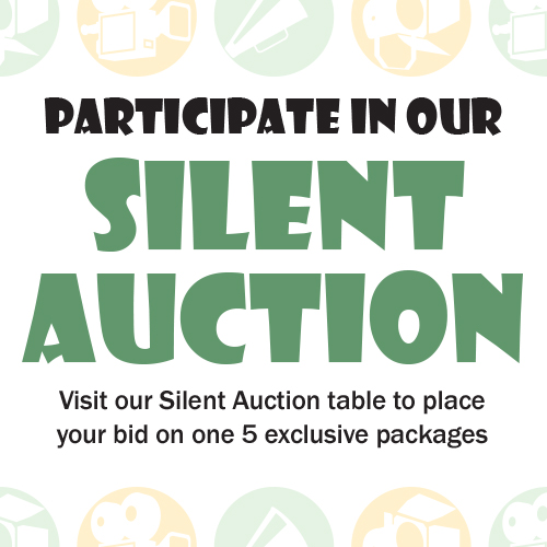 Participate in our Silent Auction
