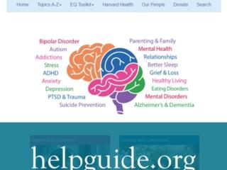 helpguide.org website