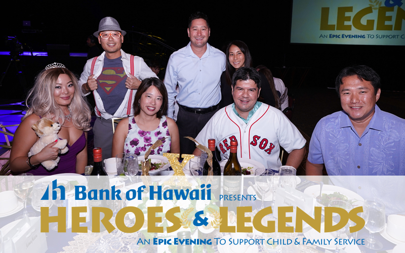 2018 Fall Gala Anniversary Sponsor - Honolulu Star-Advertiser