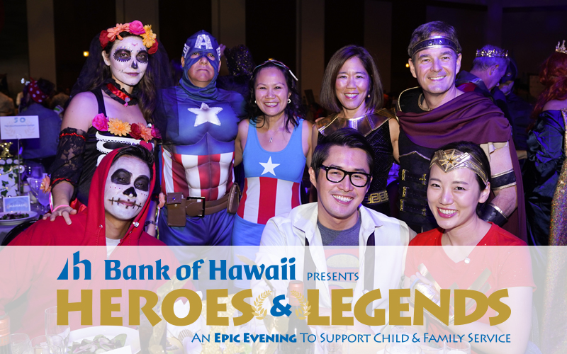 2018 Fall Gala Gold Sponsor - Central Pacific Bank