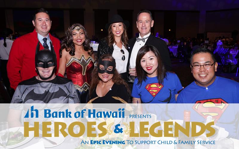 2018 Fall Gala Silver Sponsor - Hawaii Regional Council of Carpenters / Pacific Resource Partnership