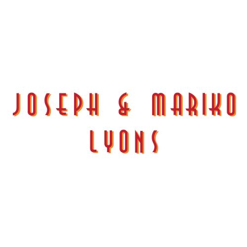 2019 Fall Gala Director Sponsor: Joseph & Mariko Lyons
