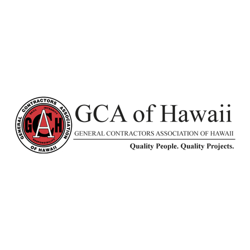 2019 Fall Gala Director Sponsor: General Contractors Association of Hawaii