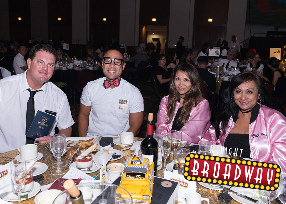 2019 A NIGHT ON BROADWAY Director Sponsor: Commercial Plumbing Inc.