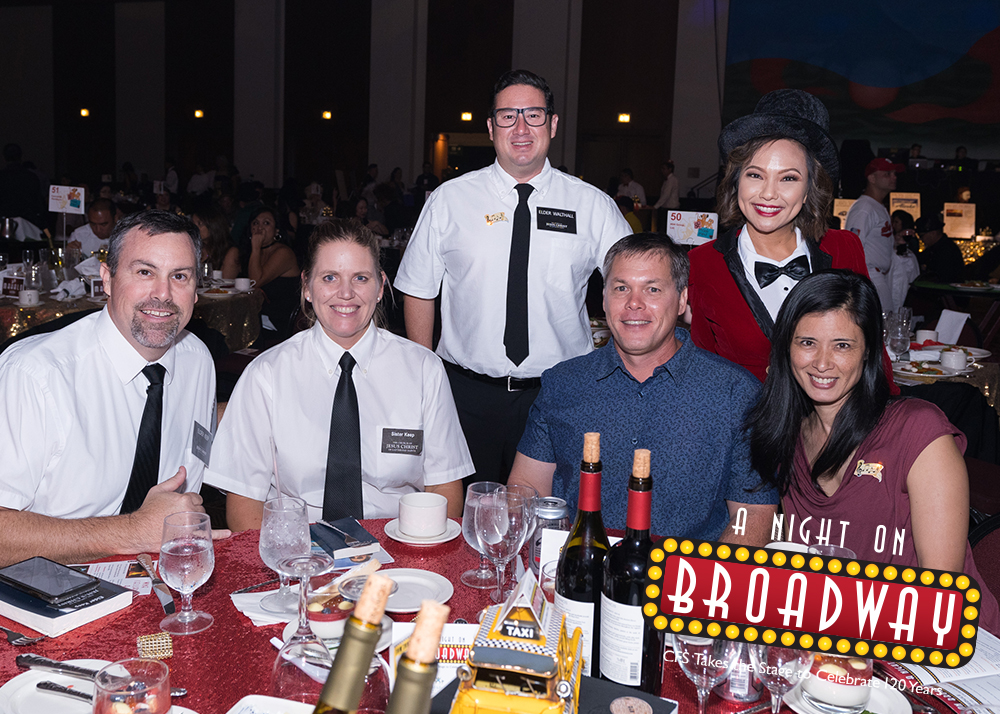 2019 A NIGHT ON BROADWAY Director Sponsor: General Contractors Association of Hawaii