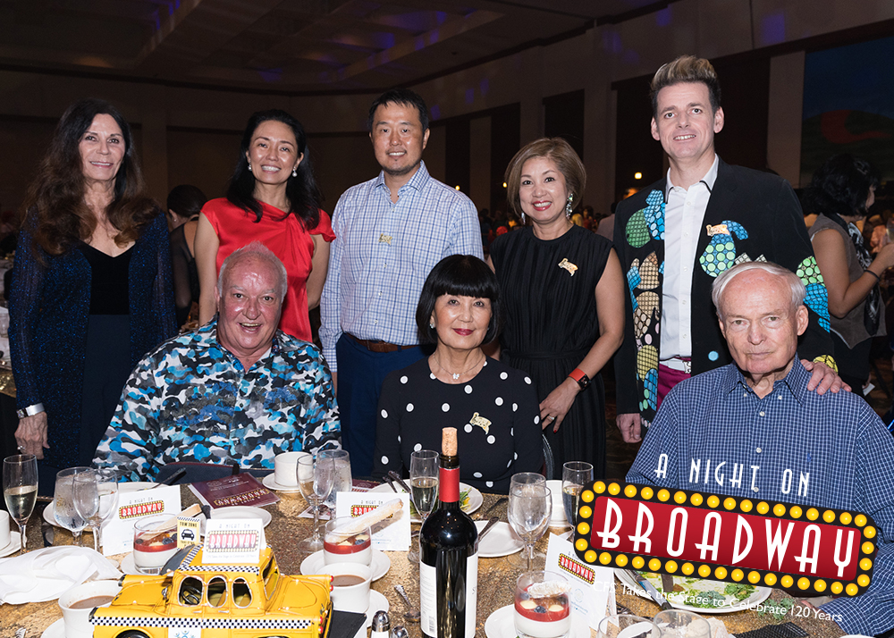 2019 A NIGHT ON BROADWAY Director Sponsor: Joseph & Mariko Lyons