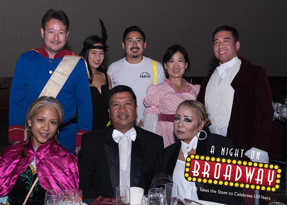 2019 A NIGHT ON BROADWAY Playwright Sponsor: Constructors Hawaii, Inc.