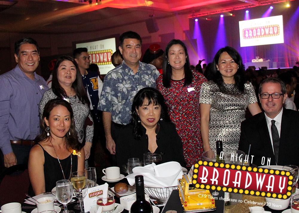 2019 A NIGHT ON BROADWAY Playwright Sponsor: Hawaii Gas