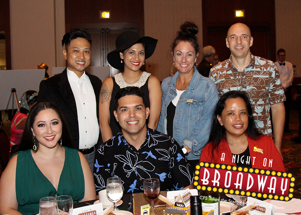2019 A NIGHT ON BROADWAY Playwright Sponsor: Hawaiian Telcom
