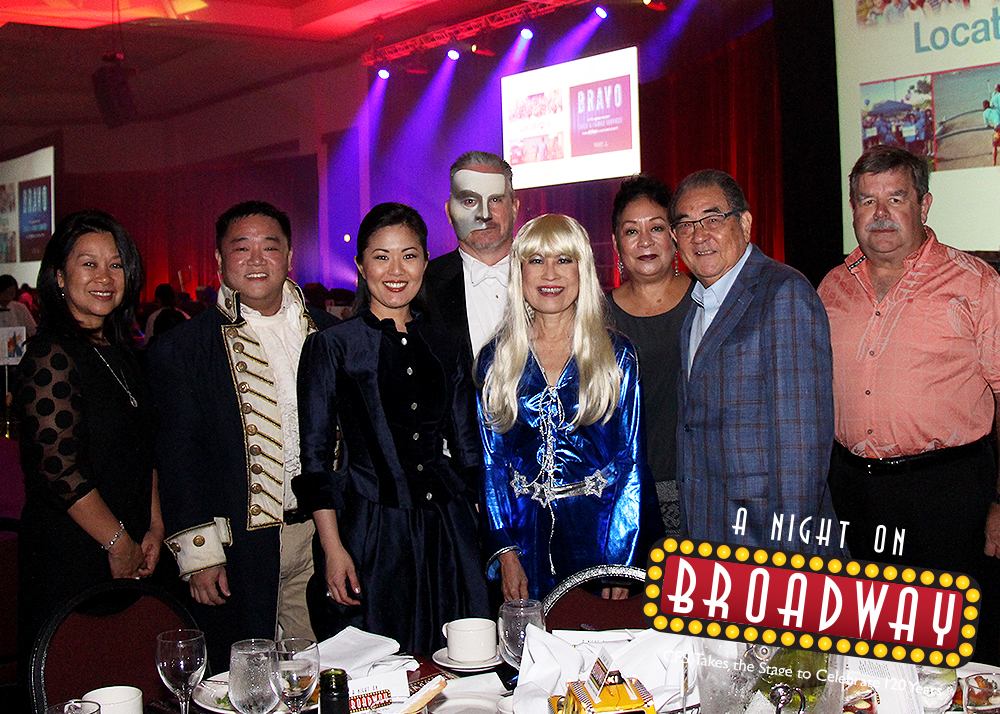 2019 A NIGHT ON BROADWAY Playwright Sponsor: The RMR Group