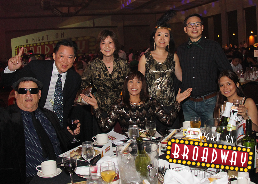 2019 A NIGHT ON BROADWAY Playwright Sponsor: Waianae Coast Comprehensive Health Center