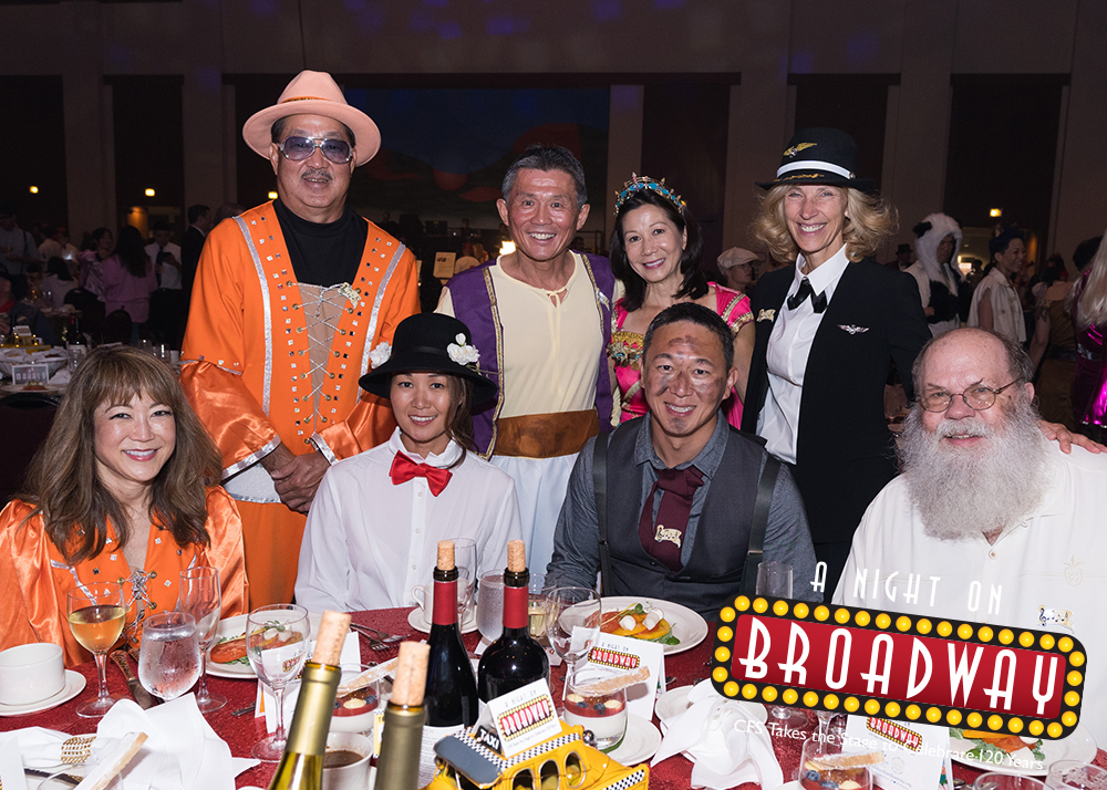 2019 A NIGHT ON BROADWAY Producer Sponsor: The Queen's Health Systems