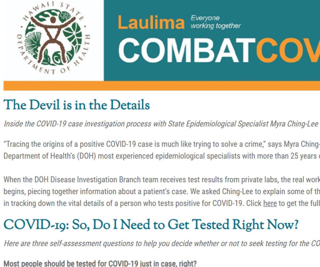 DOH COVID-19 Community Bulletin