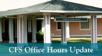 CFS Office Hours