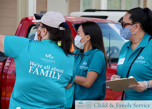 2020 Festival of Hope for Families: Held on 5/9/2020 at the CFS Ewa Campus.